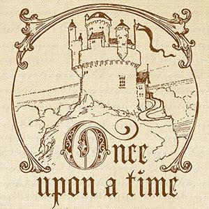 Resultado de imagen para imagen letras once upon a time